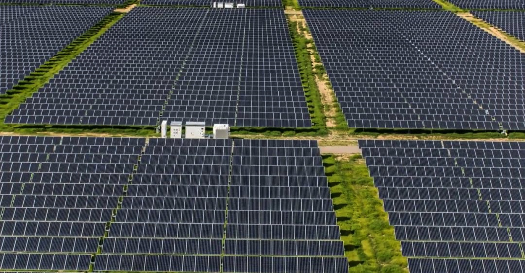 大型地面太阳能发电站