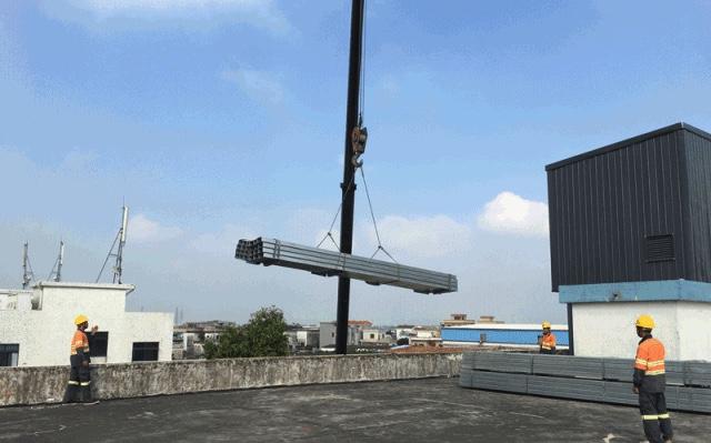 化工公司光伏发电项目